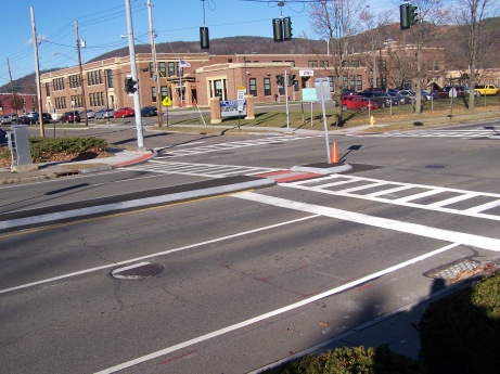 Beecher Crosswalk