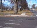Grove Park Sidewalk